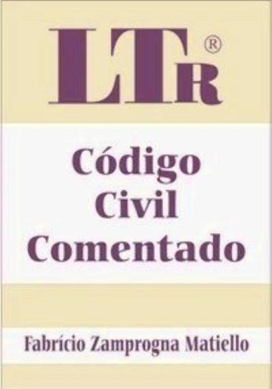 Codigo Civil Comentado 3ª Edicao (2007)