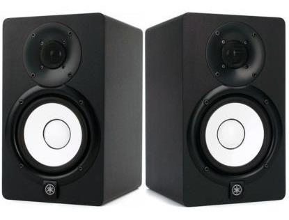 Monitor De Studio Profissional Yamaha Hs5 Par