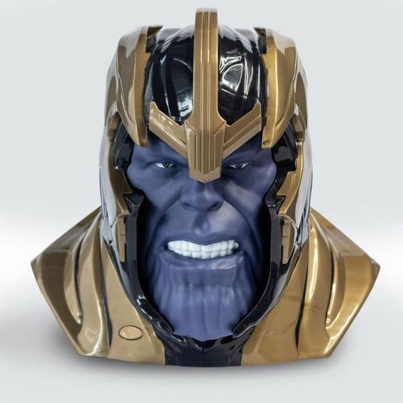 Palomera Cabeza Thanos Avengers End Game Cinemex