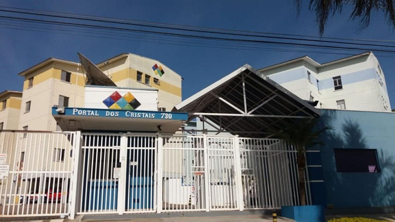 Apartamento De 2 Dormitórios, 1 Vaga Coberta. Portal Dos Cristais, Itupeva-sp. Aproveite! - Ap0167