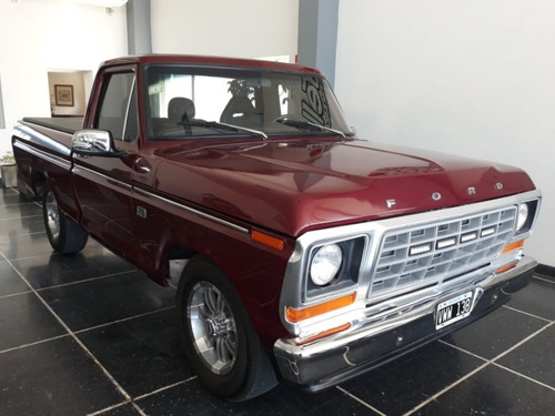 Ford F-100 1980 6 Cilindros