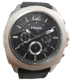 Relogio Fossil Bq1731 / Original / Comprado No Japao / Couro