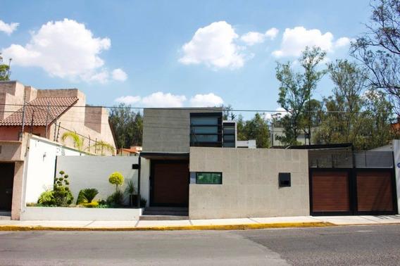 ¡hermosa Residencia En Venta Frente Al Lago De Guadalupe!