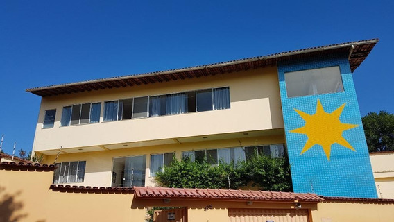 Casa Em Meaípe, Guarapari/es De 500m² 4 Quartos Para Locação R$ 600,00/dia - Ca330575