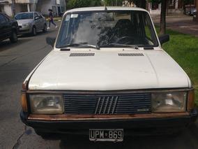 Fiat 128 Super Europa Modelo 1987