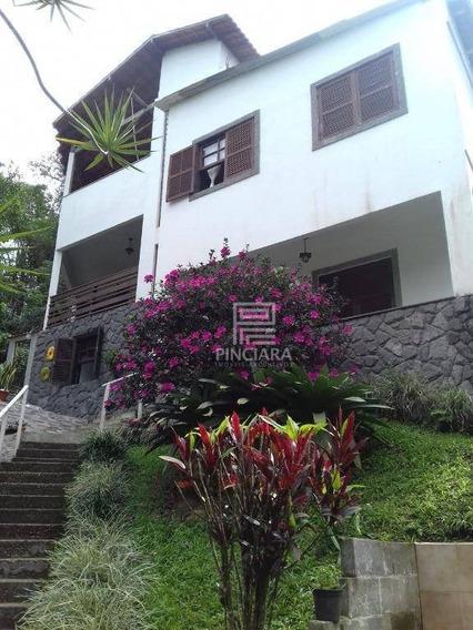 Casa Com 4 Quartos, 300 M² Por R$ 1.400.000 - Serra Grande - Niterói/rj - Ca0065