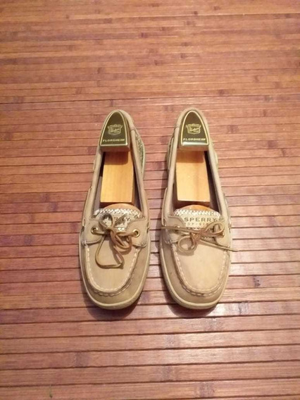 Zapatos Náuticos Marca Sperry Para Mujer.