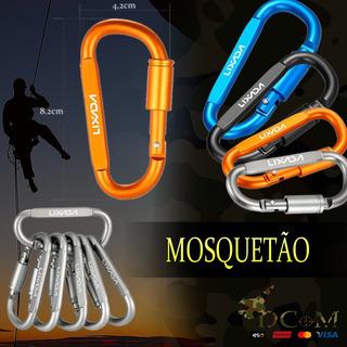 Mosquetão Para Militar Sport Montanha Cordas - Promoção