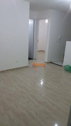 Imagem 1 de 6 de Apartamento Com 2 Dormitórios À Venda, 50 M² Por R$ 249.000,00 - Jardim Ansalca - Guarulhos/sp - Ap3023