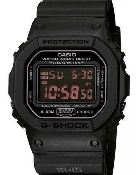 Relógio Casio G Shock Dw-5600ms-1dr Original