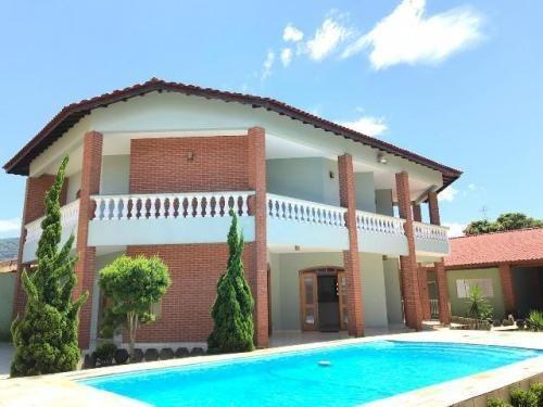 Imagem 1 de 14 de Exclente Residência Com Piscina - Itanhaém 5173 | A.c.m