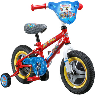 Bicicleta Marshall Paw Patrol Nickelodeon 12