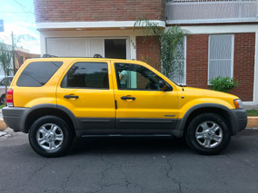 Camioneta Ford Escape 2001 En Excelente Estado