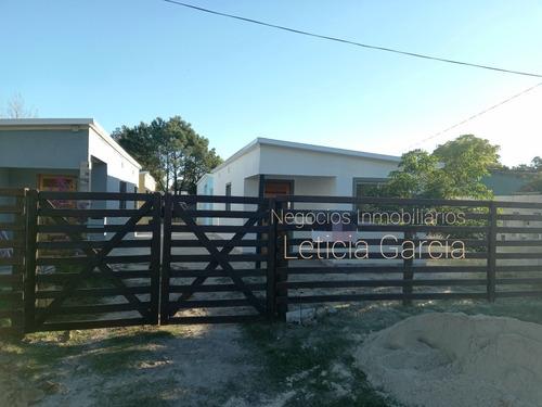Casa 2 Dorm A Estrenar El Pinar Sur A 4 Cuadras De La Playa