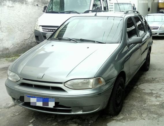 Fiat Palio Weekend 1.6 Elx 5p 1999