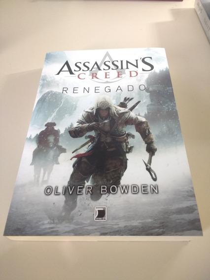 Livro - Assassins Creed: Renegado
