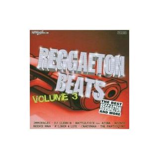 Reggaeton Beats 3 / Various Reggaeton Beats 3 / Various Cdx2