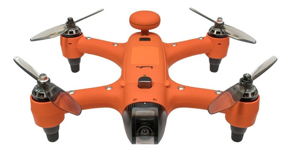 Drone A Prova D Água Swellpro Spry C/ 3 Baterias E Maleta