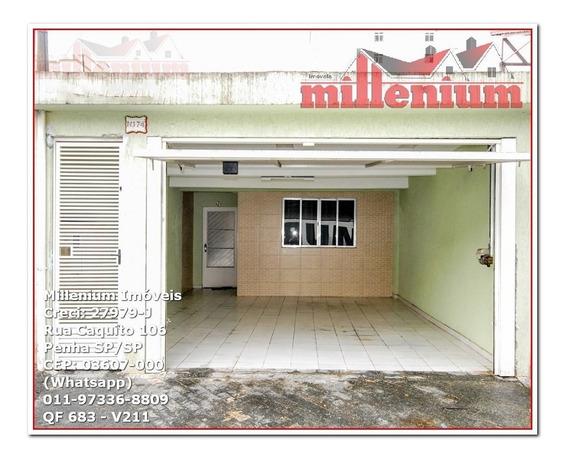 Casa Para Venda, 4 Dormitórios, Jardim Vila Formosa - São Paulo - 683