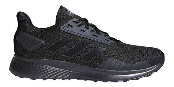 Zapatos Deportivo Para Correr Running adidas Duramo 9 Hombre
