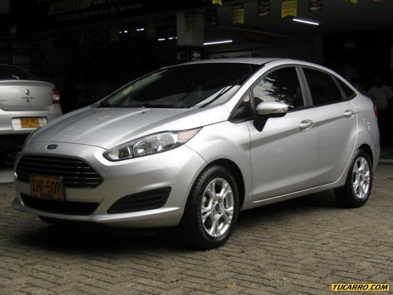 Ford Fiesta Se 1600 Cc Mt