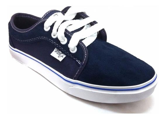 Zapatillas Gamuzadas Skate