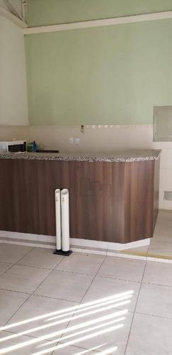 Sala Para Alugar, 80 M² Por R$ 1.600/mês - Mangal - Sorocaba/sp - Sa0224
