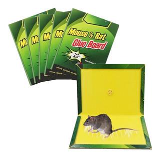 Trampa Adhesiva Grande Pegamento Mata Rata Raton Laucha X1 G