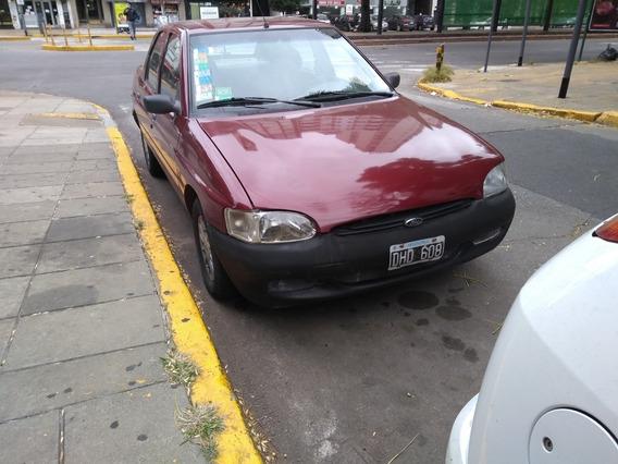 Ford Escort 1.8 Lx D Aa Plus 2000