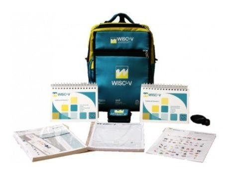 Imagen 1 de 2 de Test Inteligencia Niños Wisc V Batería Completa / Wechsler