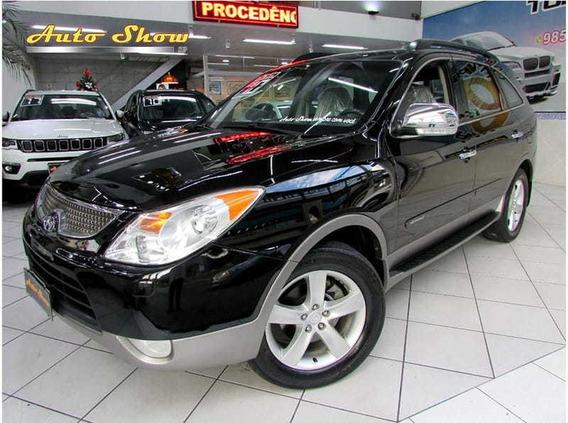 Hyundai Veracruz Gls 4wd 3.8 Mpfi V6 24v Aut. Preta Bli