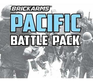Brickarms Pacific Battle Pack Para Mundial 2minifiguras14