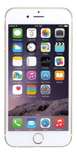 Imagem 1 de 7 de  iPhone 6 128 GB dourado