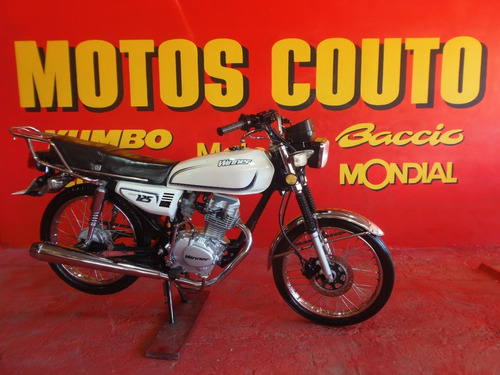 Winner Cg 125 Impecable === Motos Couto ===