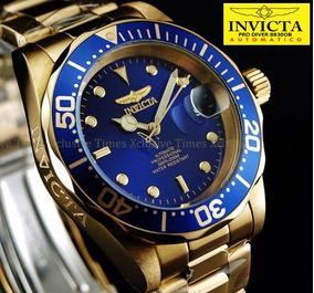 Reloj Hombre Invicta 8930ob Pro Diver Automatico Nuevo
