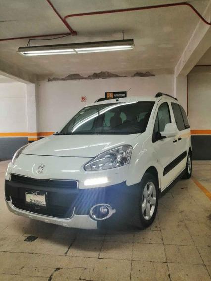 Peugeot Partner 2015 L6/1.6 Hdi Man