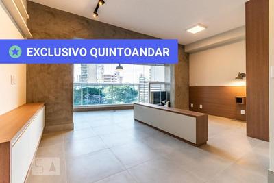 Studio No 5º Andar Com 1 Dormitório E 1 Garagem - Id: 892936205 - 236205