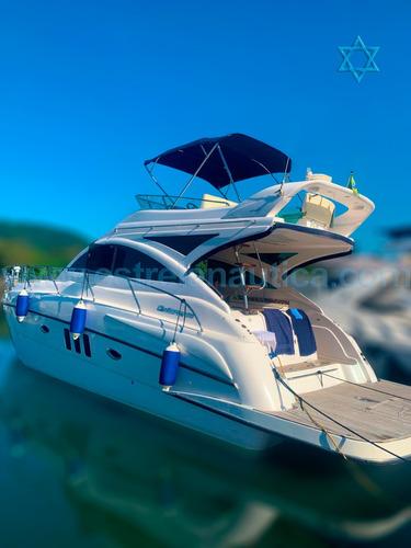 Lancha Cimitarra 410 Fly Iate N Azimut Fishing Intermarine