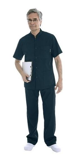 Chaqueta Mao Con Broches De Color Hombre Suedy Uniformes