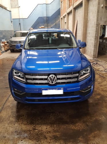 Volkswagen Amarok 2.0 Cd Tdi 180cv 4x4 Highline Pack At 0 Km