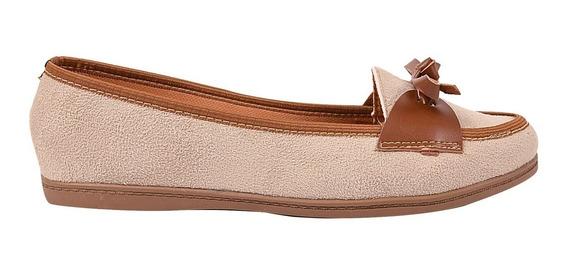 Mocassim Sapato Feminina Chiquiteira Chiqui/90115