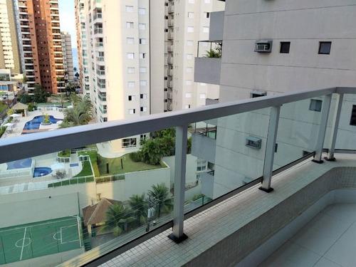 Imagem 1 de 27 de Apartamento Com 3 Dormitórios À Venda, 110 M²  - Astúrias - Guarujá/sp - Ap11977