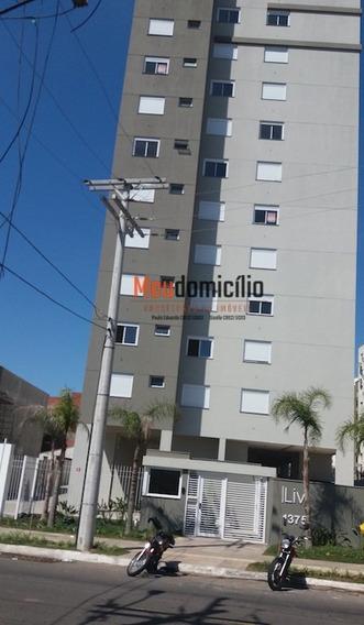 Apartamento A Venda No Bairro Centro Em Canoas - Rs. - 15592md-1