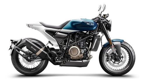 Vitpilen 701 Blue Husqvarna Motorcycles