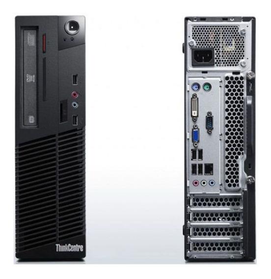 Computador Lenovo M71e I3 2° Geração 4gb 120ssd
