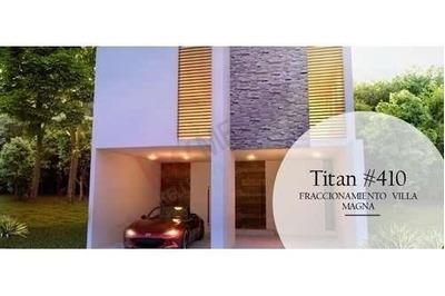 Casa En Venta, Titan #410, Con Vista A La Reserva De La Presa, Fraccionamiento Villa Magna, San Luis Potosi $3,400,000.00