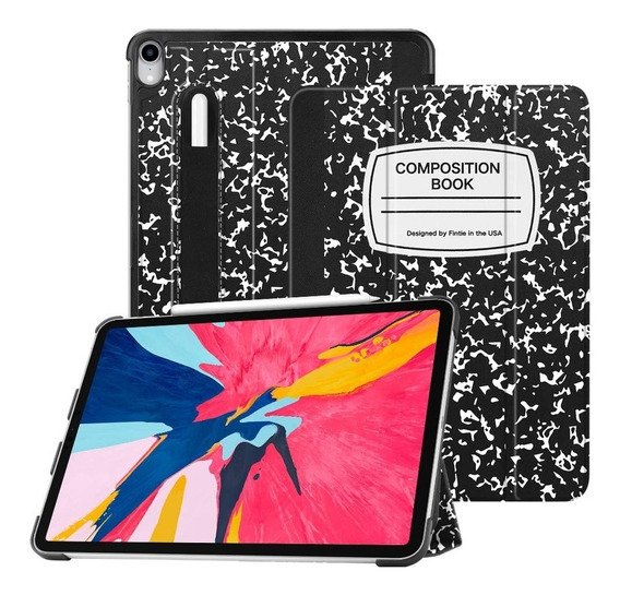 Fintie Slimshell Case For iPad Pro 11 2018 [supports 2nd Ge