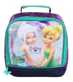 Lancheira Tinker Bell Sininho Fadas Disney Dermiwil - 60181