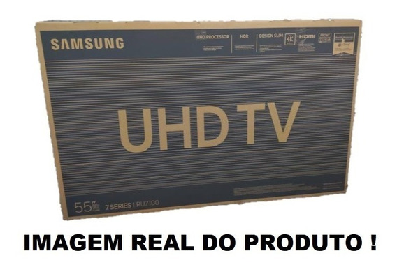Tv 55 Polegadas 4k - Lacrada