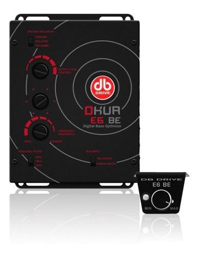 Imagen 1 de 3 de Epicentro Restaurador D Bajos Db Drive E6 Be Ecu Parametrico